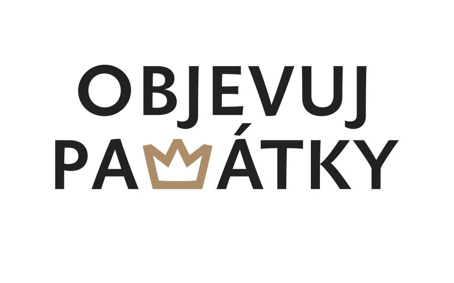 Logo projektu Objevuj památky