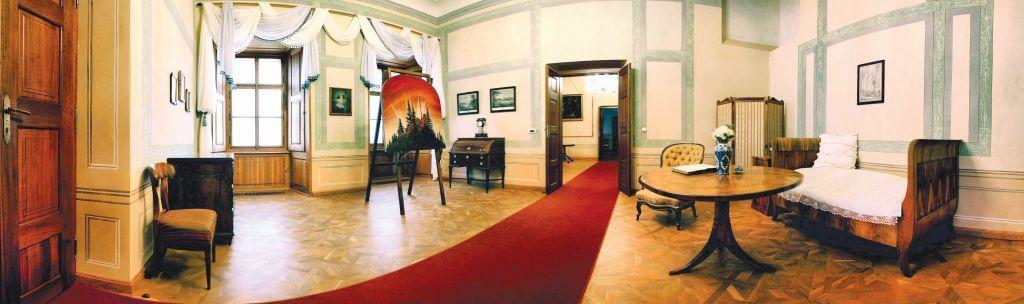 Pánský salón